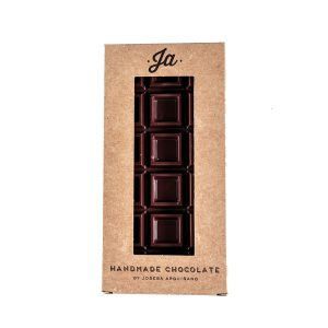 Chocolate dominicano 46% de cacao.